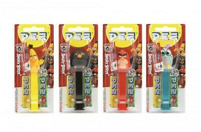 Angry Birds 2 Pez Dispenser MOC With Refill Sweets Various Characters • 1.70£