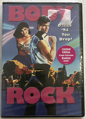 Body Rock (Brand New, DVD, Lorenzo Lamas, 1984, OOP) Canadian • 28.77£