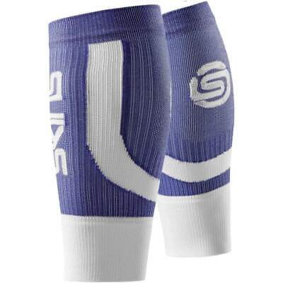 £11.89 • Buy Skins Seamless Compression Calf Guards Blue Unisex Improves Blood Flow Recovery