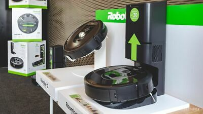 IRobot Roomba I7+ 7550 Wi-Fi Connected Vacuum **BRAND NEW SEALED FREE SHIPPING** • 571.49£