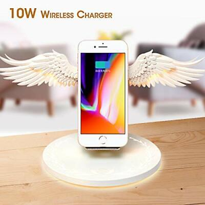 $ CDN47.99 • Buy Qi Wireless Charge Dock 10W Fast Charger Type C For IPhone Smasung Huawei