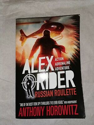 Alex Rider Russian Roulette By Anthony Horowitz • 4.10£