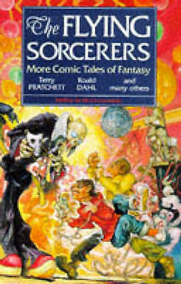 The Flying Sorcerers Haining, Peter Good Book • 13.39£