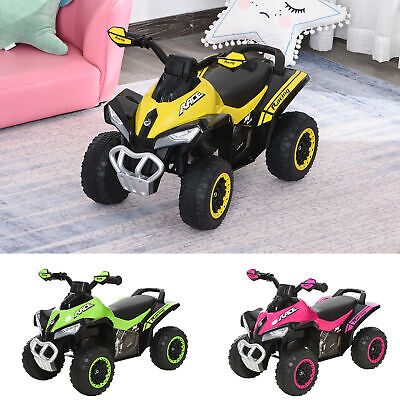 £34.99 • Buy Kids Ride On Toy 4 Wheel Quad Foot-to-Floor Sliding Walking Car For 18-36 Months