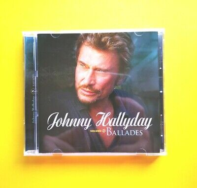 AU39.99 • Buy Johnny Hallyday Volume 2 🎵 Ballades [Music CD] 🎵