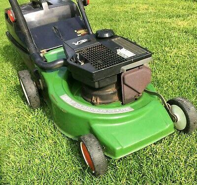 AU180 • Buy Victa Commando Lawn Mower 2 Stroke Aussie Made Classic -very Good Used Condition