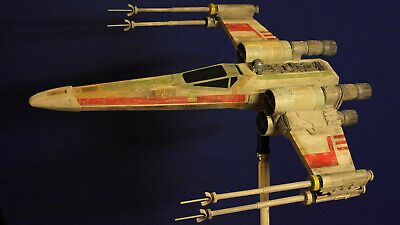 Star Wars Red 3 WEDGE X Wing 76 Cm Long Huge Model Pro Built. • 299£
