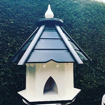 Dovecote Dovecotes Dove Cote With Black Wooden Roof • 325£