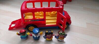 Fisher Price Little People School Bus • 3.20£