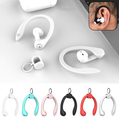$ CDN3.93 • Buy For Apple AirPods Pro 1/2/3 Anti Lost Earhooks Sport Silicone Ear Hook Holder