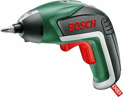 View Details Bosch IXO Cordless Electric Screwdriver Rechargeable Battery Micro USB 3.6V New • 42.04£
