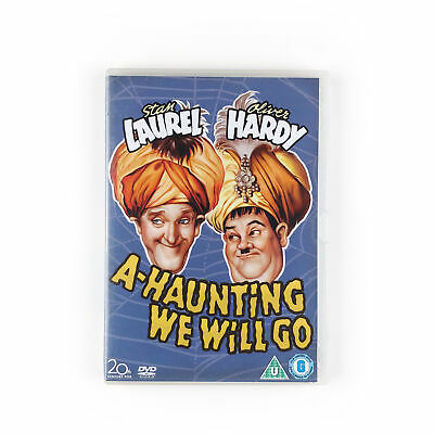 A Haunting We Will Go DVD 2006 Stan Laurel Oliver Hardy • 6.13£