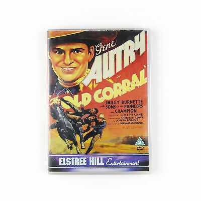 Gene Autry The Old Corral DVD 2004 • 2.33£