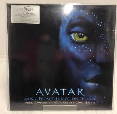 Avater Soundtrack James Horner Vinyl • 24£