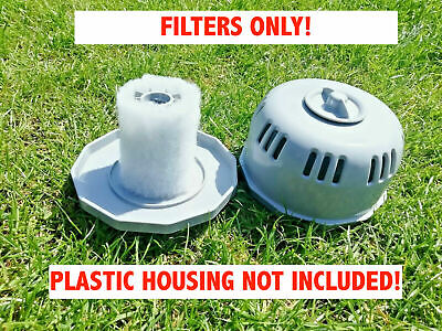 £12 • Buy Lay Z Spa Filter, Lazy Spa Replacement Filters, Fits Paris, Helsinki, Vegas Etc