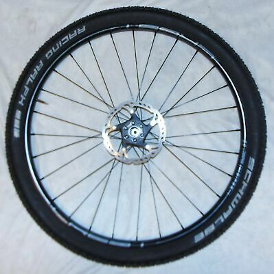 $149.99 • Buy Stans/schwalbe Racing Ralph 27.5x2.25 Front Mountain Wheel Bike Parts Cb250