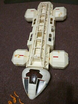 $99.99 • Buy Mattel Space 1999 Eagle 1 Spaceship Plastic Toy Vehicle Box Incomplete
