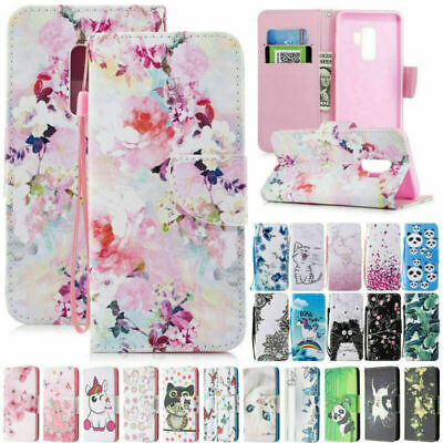 $ CDN8.57 • Buy Fr Samsung Galaxy S10 S8 S9 Note 10 Plus 5G Wallet Leather Stand Flip Case Cover