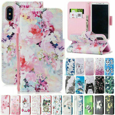 AU9.13 • Buy For IPhone 11 Pro Max 6 7 8 Plus XS 12 Wallet Leather Stand Flip Card Case Cover