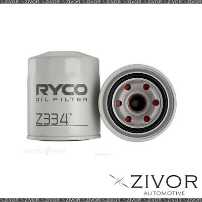 AU41.42 • Buy New RYCO Oil Filter Z334 *By ZIVOR*
