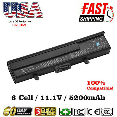 $14.23 • Buy NEW For Dell XPS M1530 Replacement Battery - 5200mAh