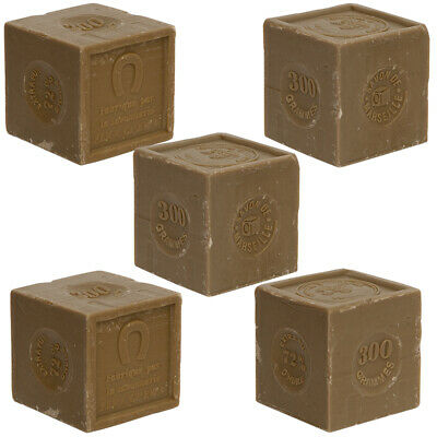 £22.95 • Buy Savon De Marseille - 5 X 300g - French Soap Cubes Made With Organic Olive Oil