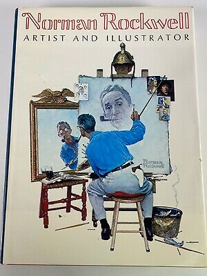 $ CDN29.33 • Buy Norman Rockwell Book Text & Reproductions Of Works Of Art Thomas S Buechner