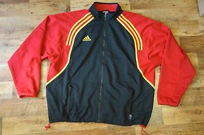 GERMANY DEUTSCHLAND 2004 Training Track Top ADIDAS CLIMATILE Size XXL UK 50/52  • 29.99£