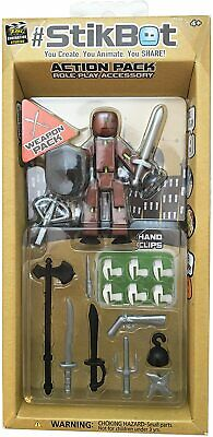 Zing Stikbot Weapons Action Pack Assortment • 11.82£