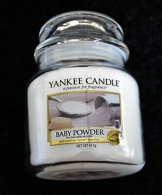 Yankee Candle  BABY POWDER,  104g  • 12.45£