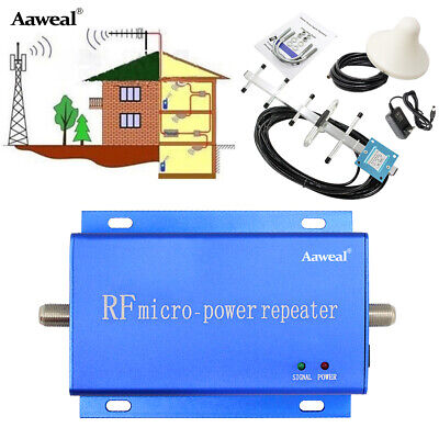 AU179.99 • Buy 700MHz 4G LTE Signal Booster Repeater Band 28 Amplifier Antenna Kit Improve Data