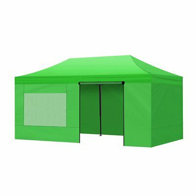 AU225.76 • Buy Mountview Gazebo Tent 3x6 Marquee Gazebos Mesh Side Wall Outdoor Camping Canopy