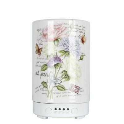 AU123.99 • Buy Aromatherapy Ultrasonic Essential Oil Fragrance Humidifier Ceramic Aroma Diffuse