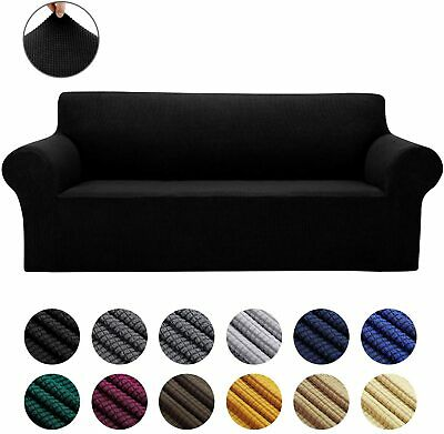 AU35.99 • Buy 1 /2 /3 Seater Sofa Cover Couch Lounge Protector Slipcovers High Stretch Covers