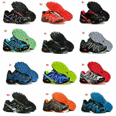 £29.99 • Buy Men/Women Salomon Athletic Running Training Sports Outdoor Hiking Offroad Shoes