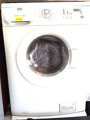 Zanussi Washer Dryer Electrolux 1600 6KG White Great Condition • 180£