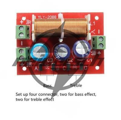 $ CDN12.48 • Buy YLY-2088 200W Adjustable 2 Way Crossover Filters 2 Unit Audio Speaker Frequency