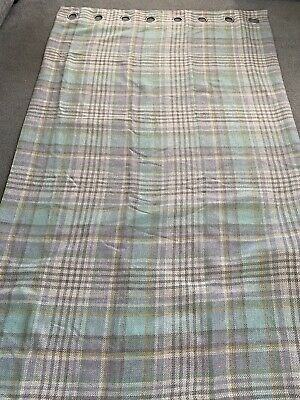 Next Eyelet Curtains, 46 X 72 , Used But In Excellent Condition • 4.99£