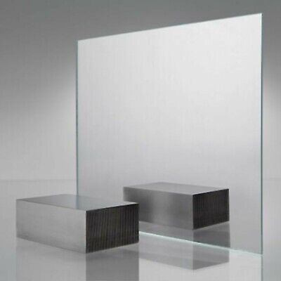 MIRROR Acrylic Perspex Sheet Custom Cut To Any Size Or Shape Plastic All Colours • 3.49£