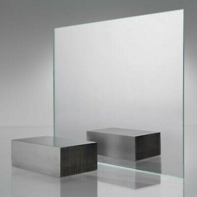 MIRROR Acrylic Perspex Sheet Custom Cut To Any Size Or Shape Plastic All Colours • 11.29£