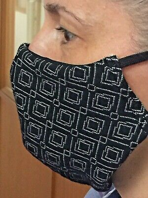 AU12.50 • Buy Face Mask, 4 Ply, Hand Made In Australia, Washable