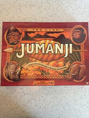 AU30 • Buy Cardinal Games 6040889 Jumanji Board Game