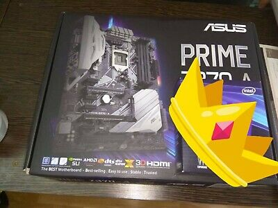 AU139 • Buy Z370 Prime A Mobo Supports 8th Gen