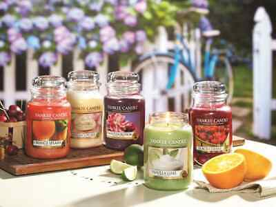 Yankee Candle Medium Jars - Choose Your Own Fragrance - Fast Dispatch By Courier • 19.99£