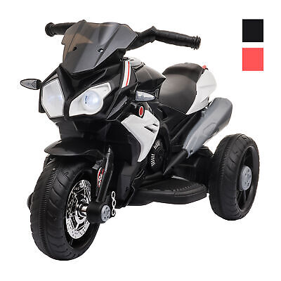 £59.99 • Buy Kids Electric Pedal Motorcycle Ride-On Toy Battery Powered 6V For 3-6 Years Old