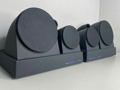 AU260 • Buy Vintage Yamaha AST-SC30 Bookshelf Speakers - Amazing Design - Made In Japan