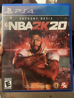 $ CDN23.94 • Buy Nba 2k20 Ps4 (sony Playstation 4, 2019) Used For Few Days Only Free Shipping!