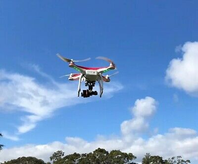 AU304 • Buy DJI Phantom 2 RC Gopro Camera Drone. Phantom2 Quadcopter In Excellent Condition