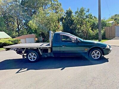 AU3650 • Buy Ford Falcon Xl Supercab Auto I Tonner Gen 189,000 Klms With Books 2001