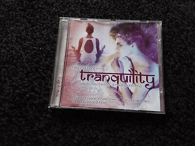 Tranquility By Millenia Cd • 2£